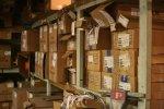 Maszyny ułatwiające przygotowanie produktów do transportu