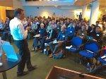 Sale szkoleniowe, w których są organizowane konferencje albo kursy, muszą być właściwe wyposażone