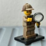 Znaczne zaciekawienie usługami detektywów.